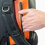 Red Loon Kurier Rucksack Courier Bag Kuriertasche LKW-Plane Backpack Kurierrucksack orange - 3