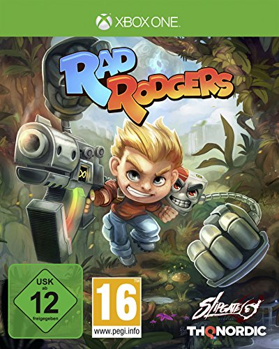 Rad Rodgers - [Xbox One]