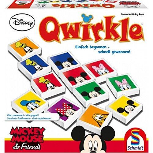 Schmidt Spiele  Qwirkle, Disney