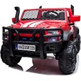 FC-JEEP WRANGLER RECHARGABLE CAR W/REMOTE & 2MOTOR MUSIC & LIGHT 29-026A