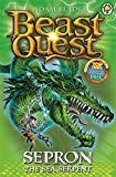 Sepron the Sea Serpent: Book 2 (Beast Quest)