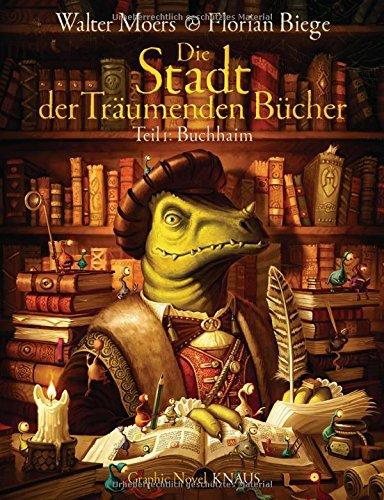 Die Stadt der Träumenden Bücher (Comic): Band 1: Buchhaim (Die Stadt Sterne Die Und)