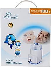 N&M Electric Steam Baby Bottle Sterlizer - 3 Bottles