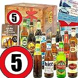 Geschenk zum 5ten Jubiläum - 12x Biere der Welt - Geschenk zum 5. Hochzeitstag