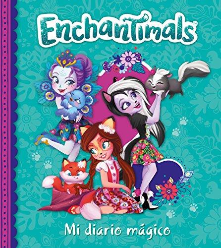 Mi diario mágico (Enchantimals. Libro regalo) por Varios autores