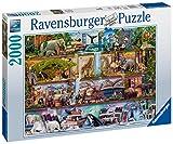 Ravensburger 16652 Aimee Steward: Großartige Tierwelt, 2000 Teile Puzzle