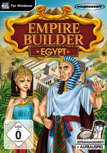 Empire Builder Egypt - [PC]