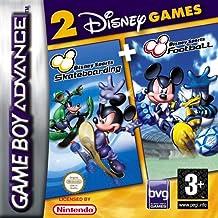 Disney Sports Football and Disney Sports Skateboarding - Twin Pack (GBA)