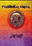 Terminkalender 2018: Wochenplanner - 63 Seiten