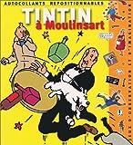 Tintin à Moulinsart (autocollants repositionnables)...