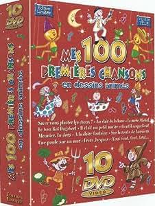 Mes 100 Premières Chansons en dessins animés