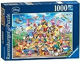 Ravensburger Disney Carnival Multicha (1000 Pieces)