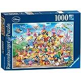 Disney - Carnaval, puzzle de 1000 piezas (Ravensburger 19383 7)
