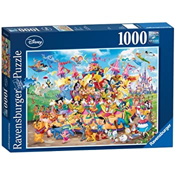 Ravensburger disney carnival multicha 1000pc jigsaw puzzle ravensburger disney carnival multicha 1000pc jigsaw puzzle gumiabroncs Image collections