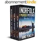 NORFOLK MURDER MYSTERIES BOOKS 1-3 three gripping crime thrillers full of twists box set (English Edition)