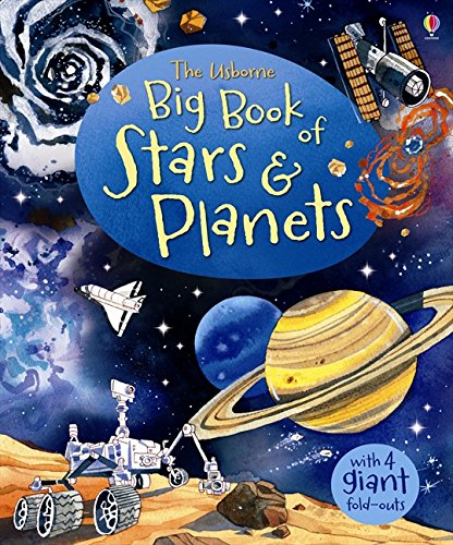 Big Book of Stars and Planets (Big Books of Big Things)