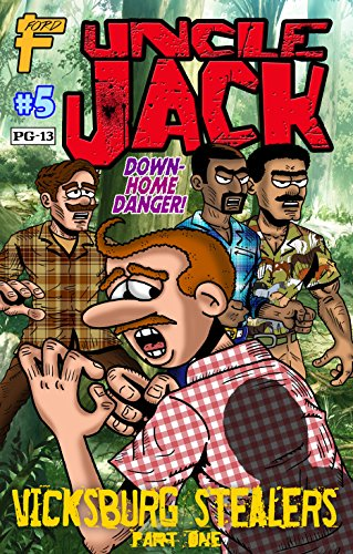 Uncle Jack #5 book cover