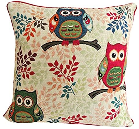 3 Owls Tapestry 18