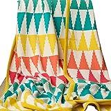 PLUCHI Multicolor Crayons 100% cotton Si...