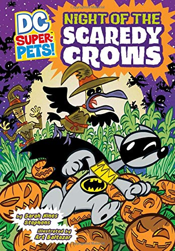 Night of the Scaredy Crows (DC -