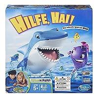 Hasbro-Spiele-33893398-Hilfe-Hai-Kinderspiel Hasbro Spiele 33893398 Hilfe, Hai! Kinderspiel -