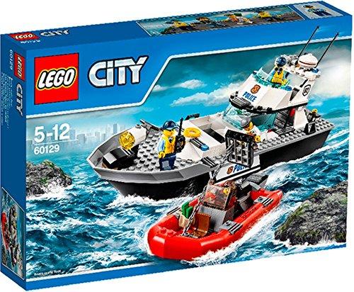 Preisvergleich Produktbild LEGO® City 60129 Polizei - Patrouillen - Boot