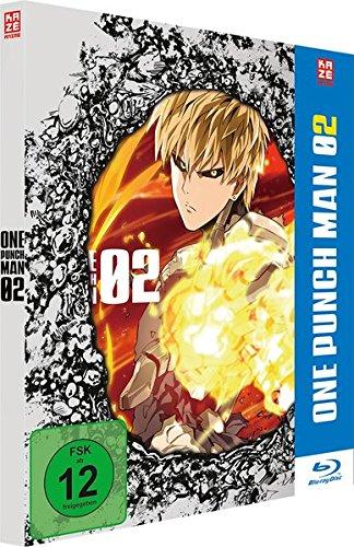 One Punch Man - Vol. 2 [Blu-ray]