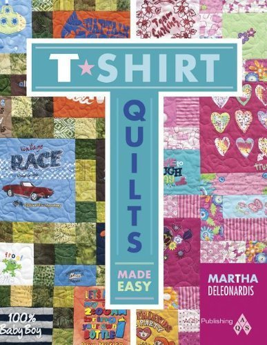 T-Shirt Quilts Made Easy by DeLeonardis (2012-01-30) - London 2012 T-shirt