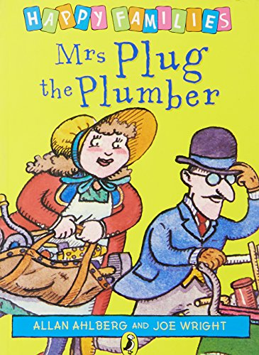 Mrs Plug the Plumber (Happy Families)