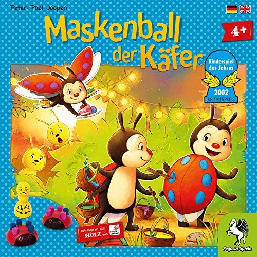 pegasus-spiele-66001g-maskenball-der-kafer-kinderspiel-des-jahres-2002