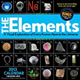 Elements 2013 Calendar: A Visual Exploration of Every Known Atom in the Universe