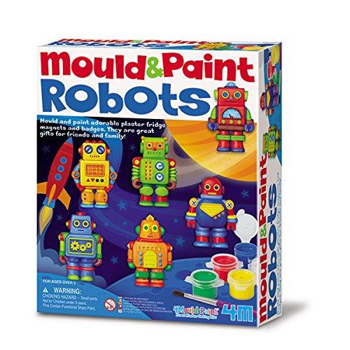 4M 68414 - Mould & Paint - Robots