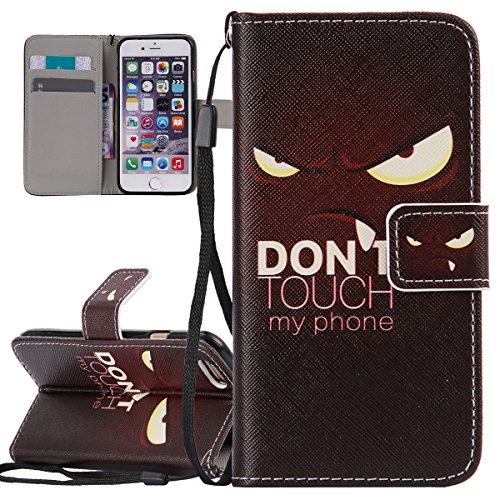 Hülle für iPhone 6 6S, Tasche für iPhone 6 6S, Case Cover für iPhone ...