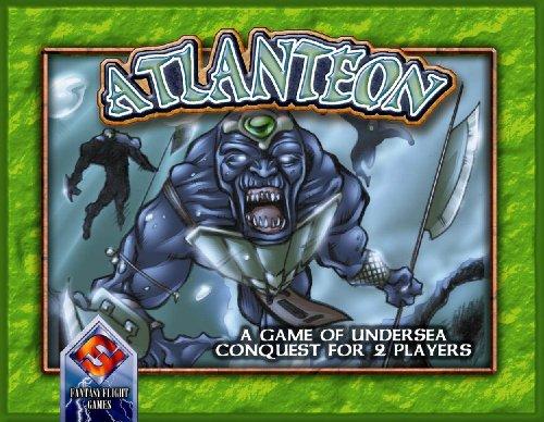 Heidelberger Spieleverlag KN07 - Atlanteon (deutsche Ausgabe)