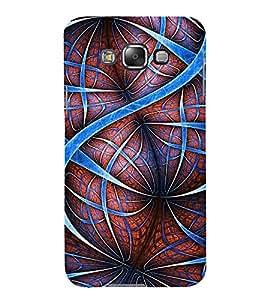 PrintVisa Designer Back Case Cover for Samsung Galaxy E5 (2015) :: Samsung Galaxy E5 Duos :: Samsung Galaxy E5 E500F E500H E500Hq E500M E500F/Ds E500H/Ds E500M/Ds (black feeling heart purelove missyou)