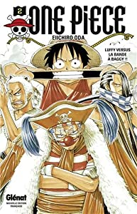 One Piece Edition originale Luffy versus la bande à Baggy !!