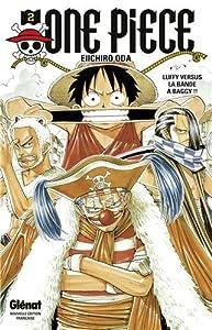 One Piece Edition originale Luffy versus la bande à Baggy !!