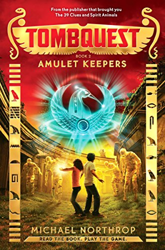 Amulet Keepers: Library Edition