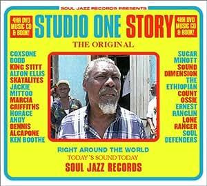 Studio One Story - Coffret [Inclus le livre et le CD 16 titres]