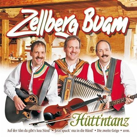 Zellbergbuam Hütt
