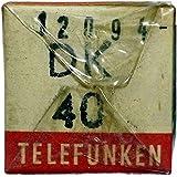 Radio Tube dk40Telefunken id14469