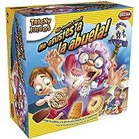 Juegos Bizak - ¡No asustes a la abuela! (Bizak 3069 2465)