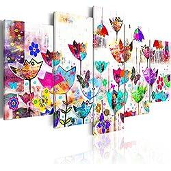 murando - Cuadro 200x100 - impresión de 5 Piezas en Material Tejido no Tejido - impresión artística - fotografía - Imagen gráfica - decoración de Pared - Abstracto 020101-171