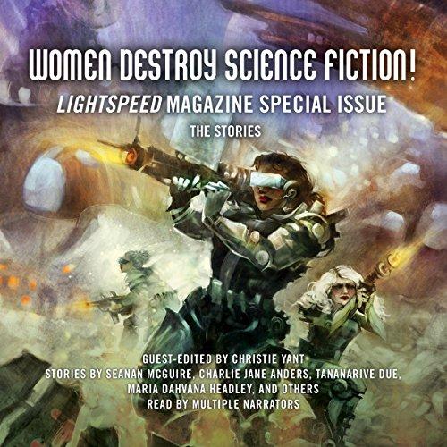 Women Destroy Science Fiction!  Audiolibri