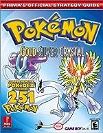 Pokemon Gold, Silver, and Crystal - Prima's Official Strategy Guide de Prima Development