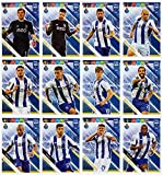 PANINI ADRENALYN XL FIFA 365 2019 – Tutti i dodici (12) FC Porto Team Mate base Cards
