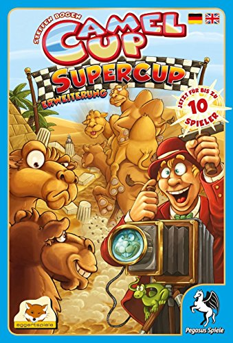 Pegasus-Spiele-54546G-Camel-Up-Supercup