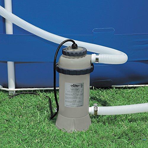 Intex Poolheizung Pool Heater, grau, 25 x 25 x 45 cm/2,6 Kg - 2