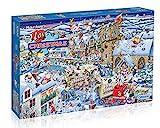 Ich liebe Weihnachten 1000 Teile Puzzle