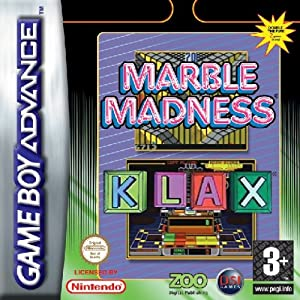 Compilation – Marble Madness/Klax